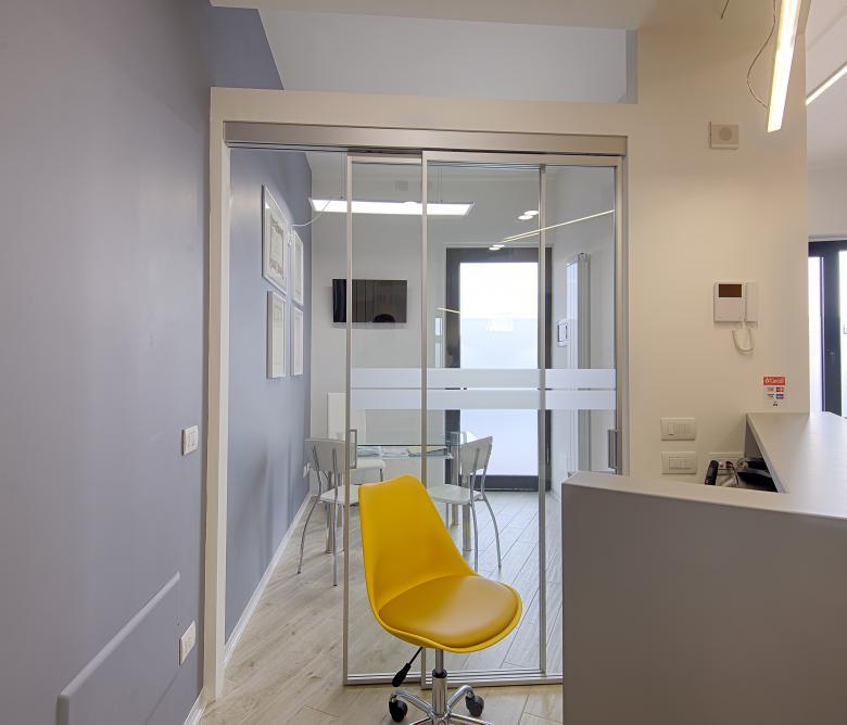 Specializzato in ortodonzia infantile